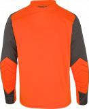 Reusch Golhero Longsleeve Padded 3711300 201 orange back